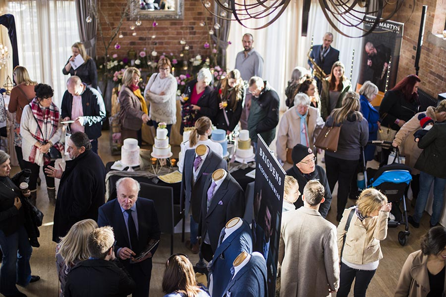 Carriage Hall Wedding Fair AW17