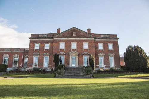 Kelmarsh Hall Wedding Fair in Northampton