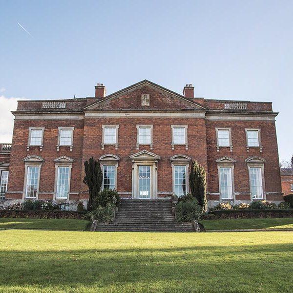 Kelmarsh Hall Northamptonshire