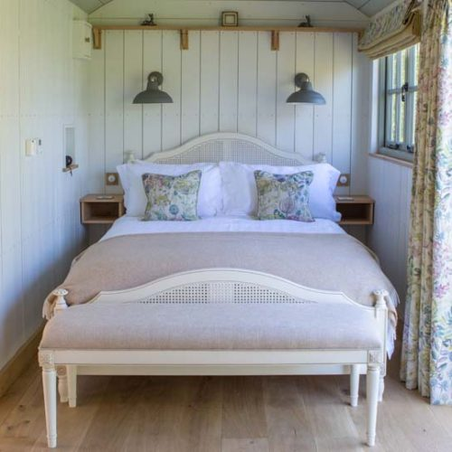 The Award Winning Luxury Shepherd Huts At The Carriage Hall