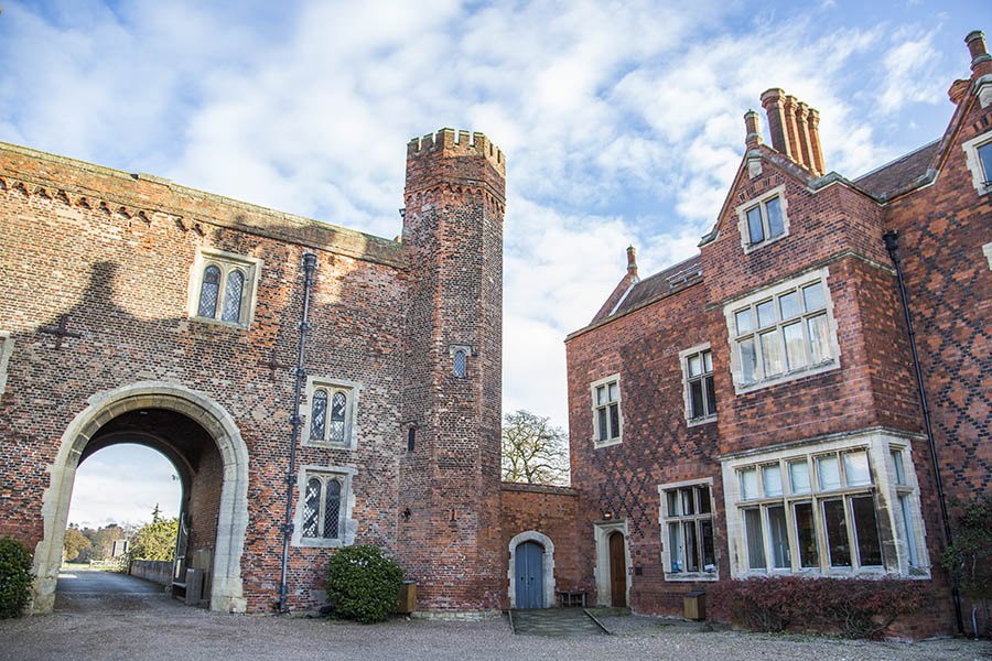 Hodsock Priory, Nottinghamshire