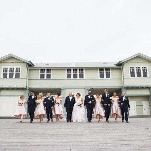 Laura & Johnny's Real Wedding