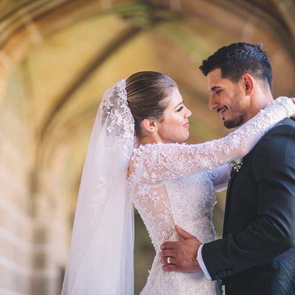 Samantha & Hasan's Real Wedding