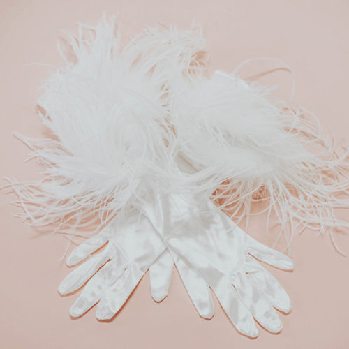 Cornelia James Wedding Gloves