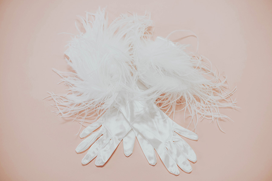 Cornelia James Wedding Gloves