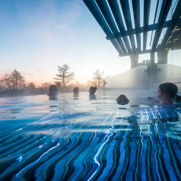 Ragdale Hall Spa Infinity Pool