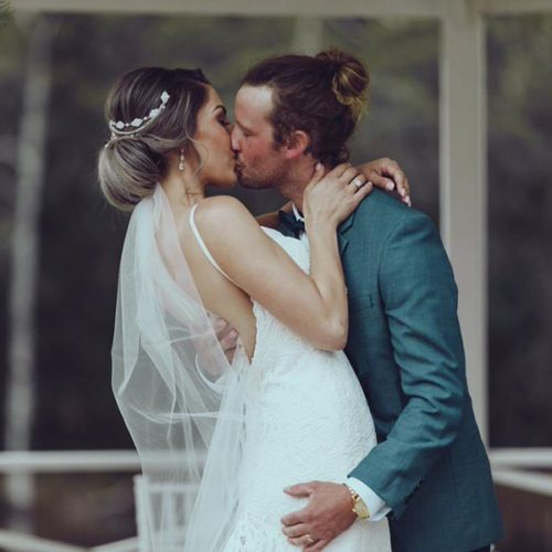 Chris & Vanessa | A Boho, Vintage, Rustic Blend For This City Girl And Her Country Boy