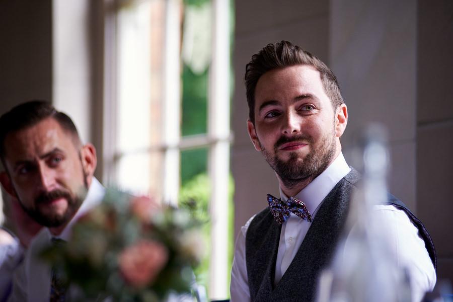Ian Bursill | Norwood Park Real Wedding