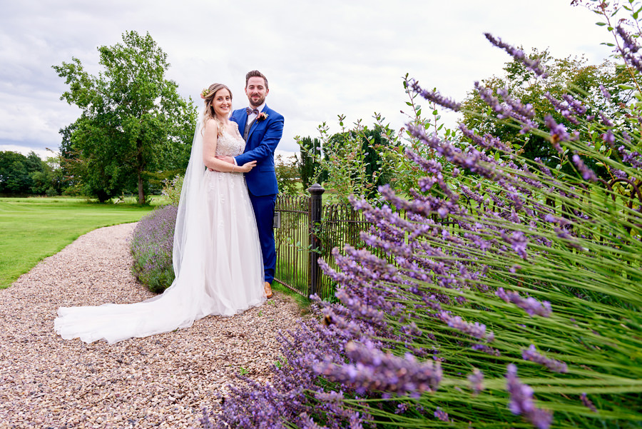 Ian Bursill | Norwood Park Real Wedding