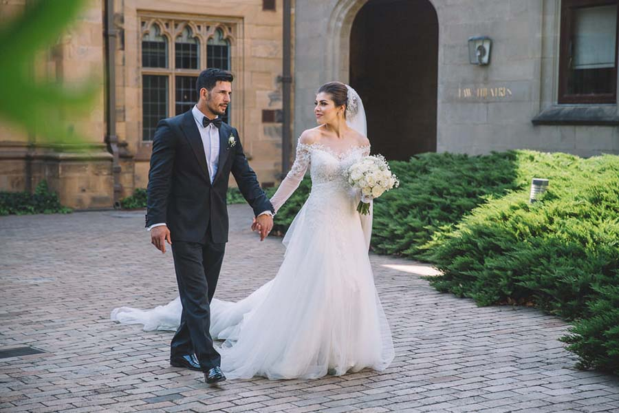 Samantha And Hasan's Real Wedding