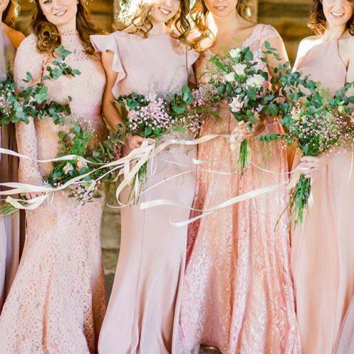 TH&TH Bridesmaid Dresses