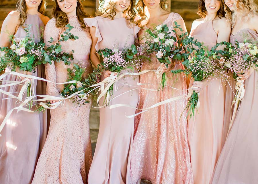 TH&TH Bridesmaid Dresses