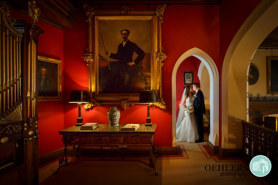 Bride And Groom Portrait - Oehlers Photography | Nottingham Wedding Photographer
