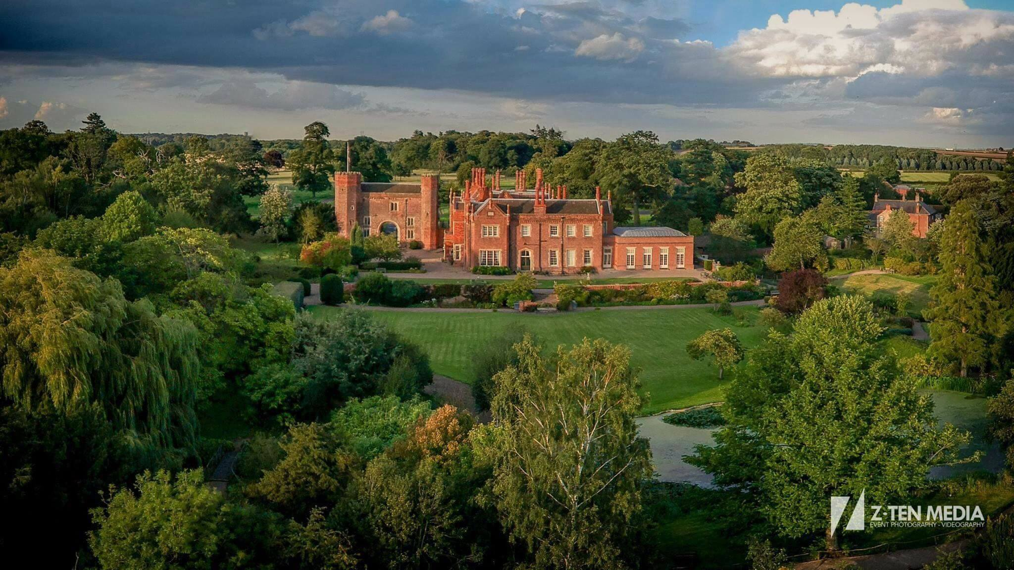 Country House Wedding Fair At Hodsock Priory