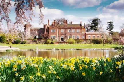 Hodsock Priory In Nottinghamshire
