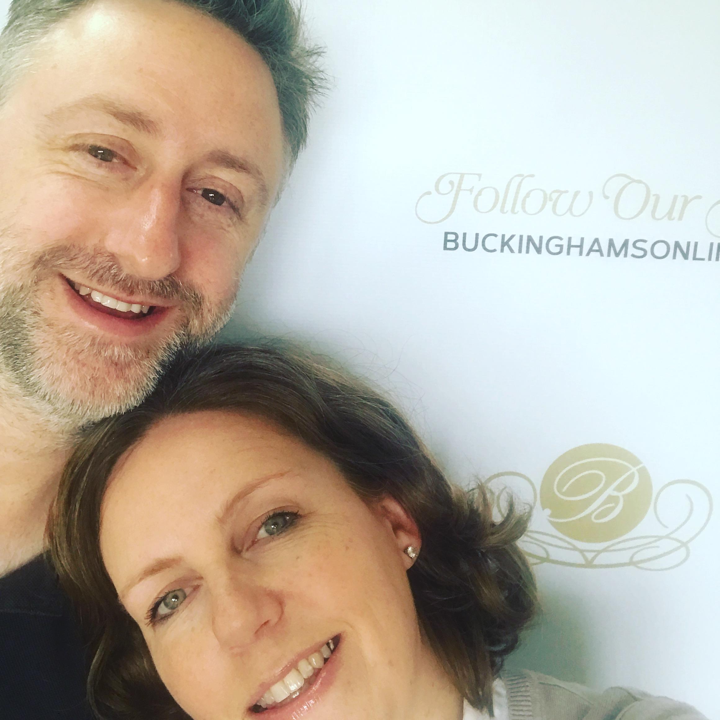 EJ & Brian At Buckinghams
