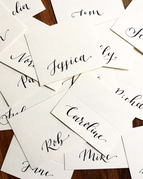 Calligraphy Place Names