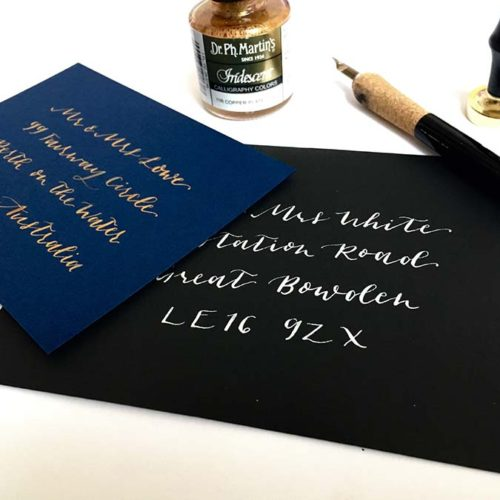 Introducing – Millie Stone Calligraphy