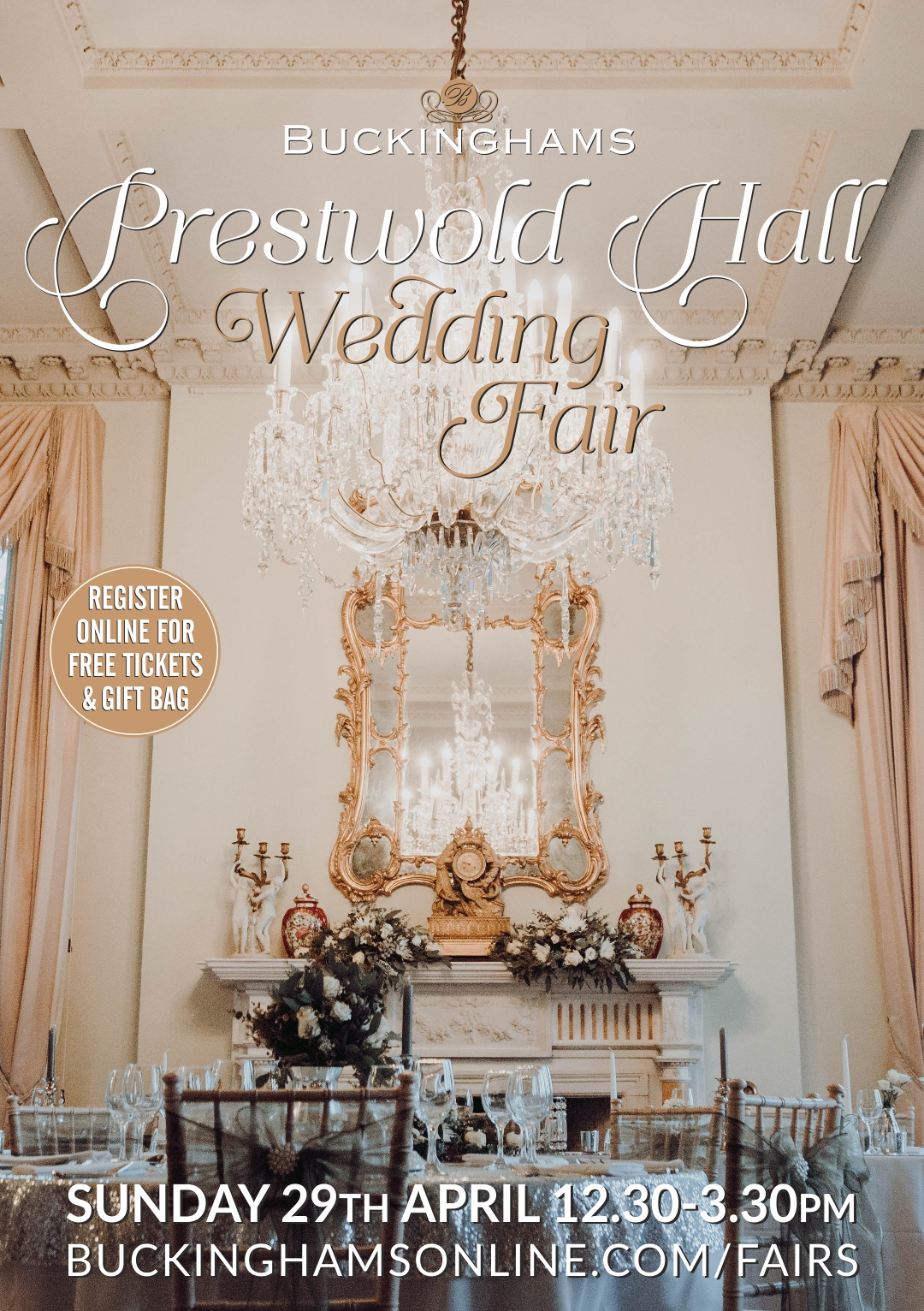 Prestwold Spring Wedding Fair