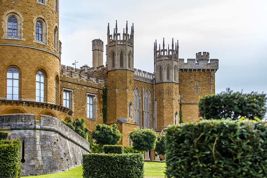 Belvoir Castle | Leicestershire NG32 1PE
