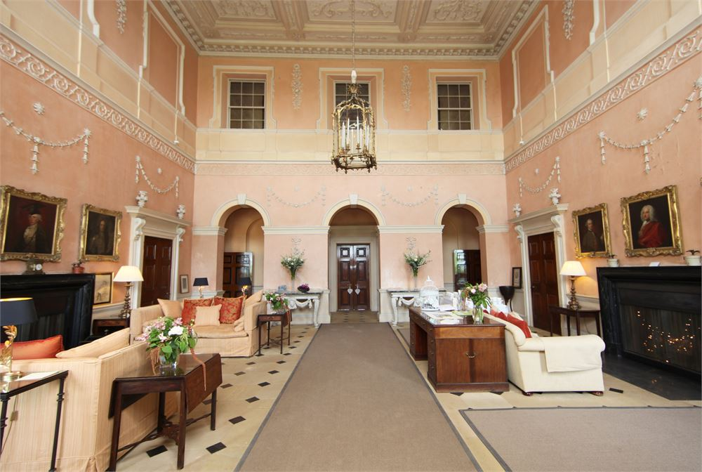 Kelmarsh Hall - Northampton Wedding Venue