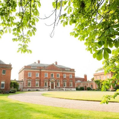 Kelmarsh Hall In Northamptonshire