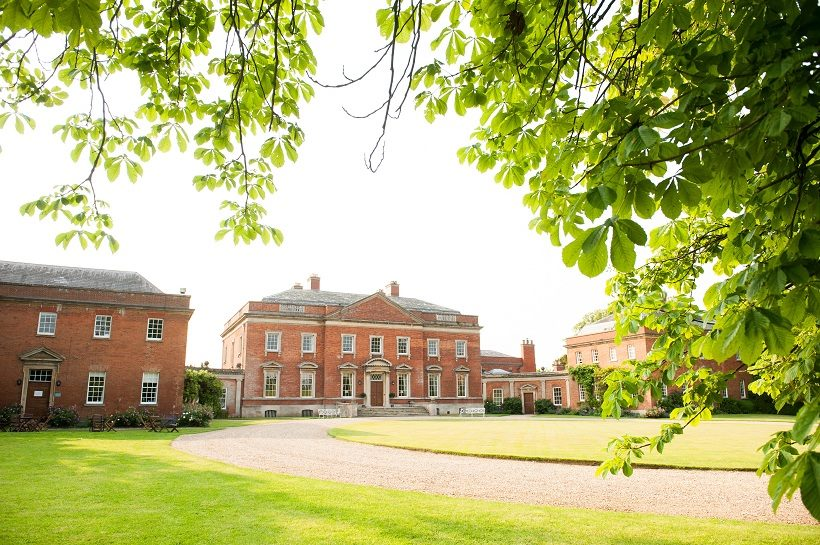 Country House Wedding Fair At Kelmarsh Hall