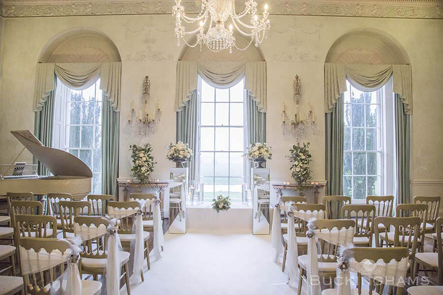 Northampton Wedding Venue Kelmarsh Hall