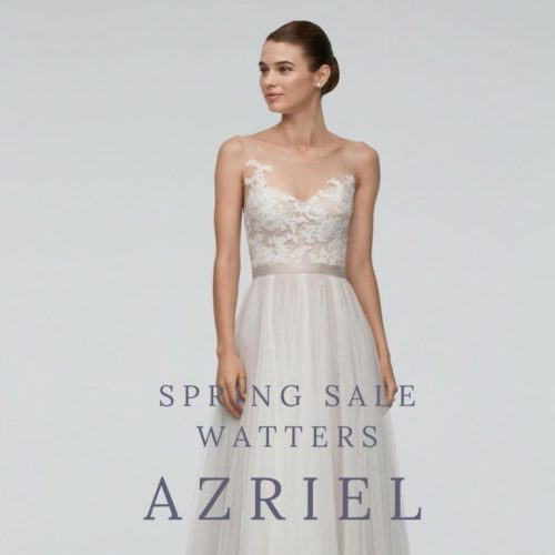 Shade Bridal Spring Dress Sale