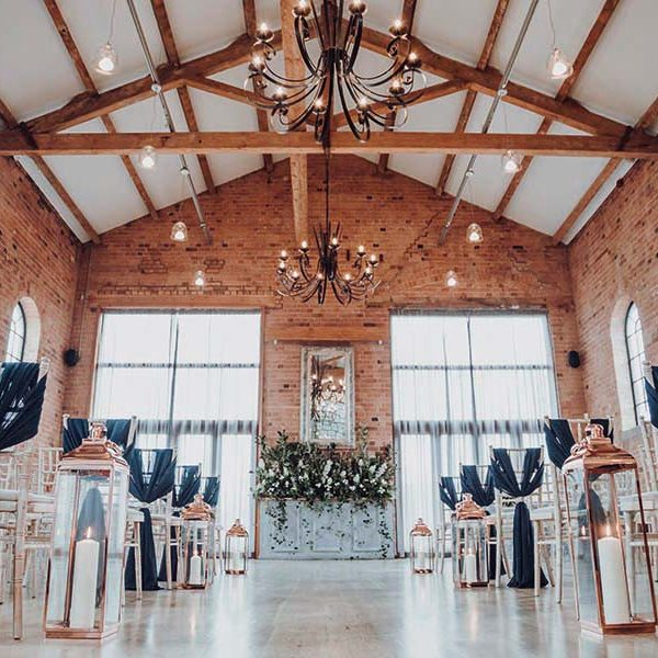 Save Over £1000 On December '18 Weddings At The Carriage Hall