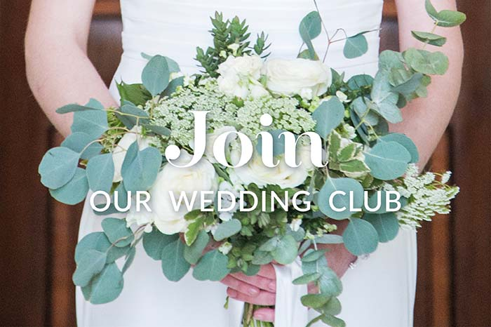 Join Our Wedding Club