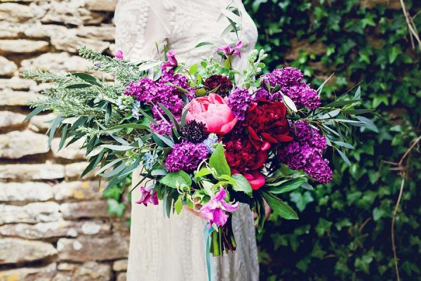 Peaony Bouquet By Once Upon A Time Flowers In Northampton