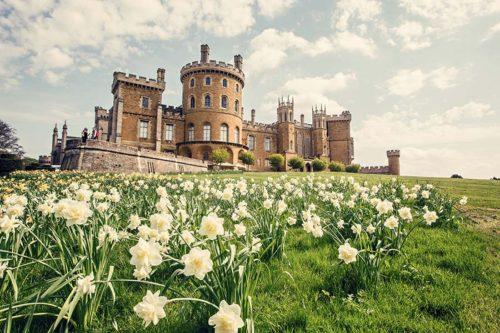 belvoir castle wedding fair