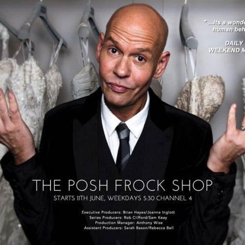 Channel 4 New Series // Ian Stuart & The Posh Frock Shop