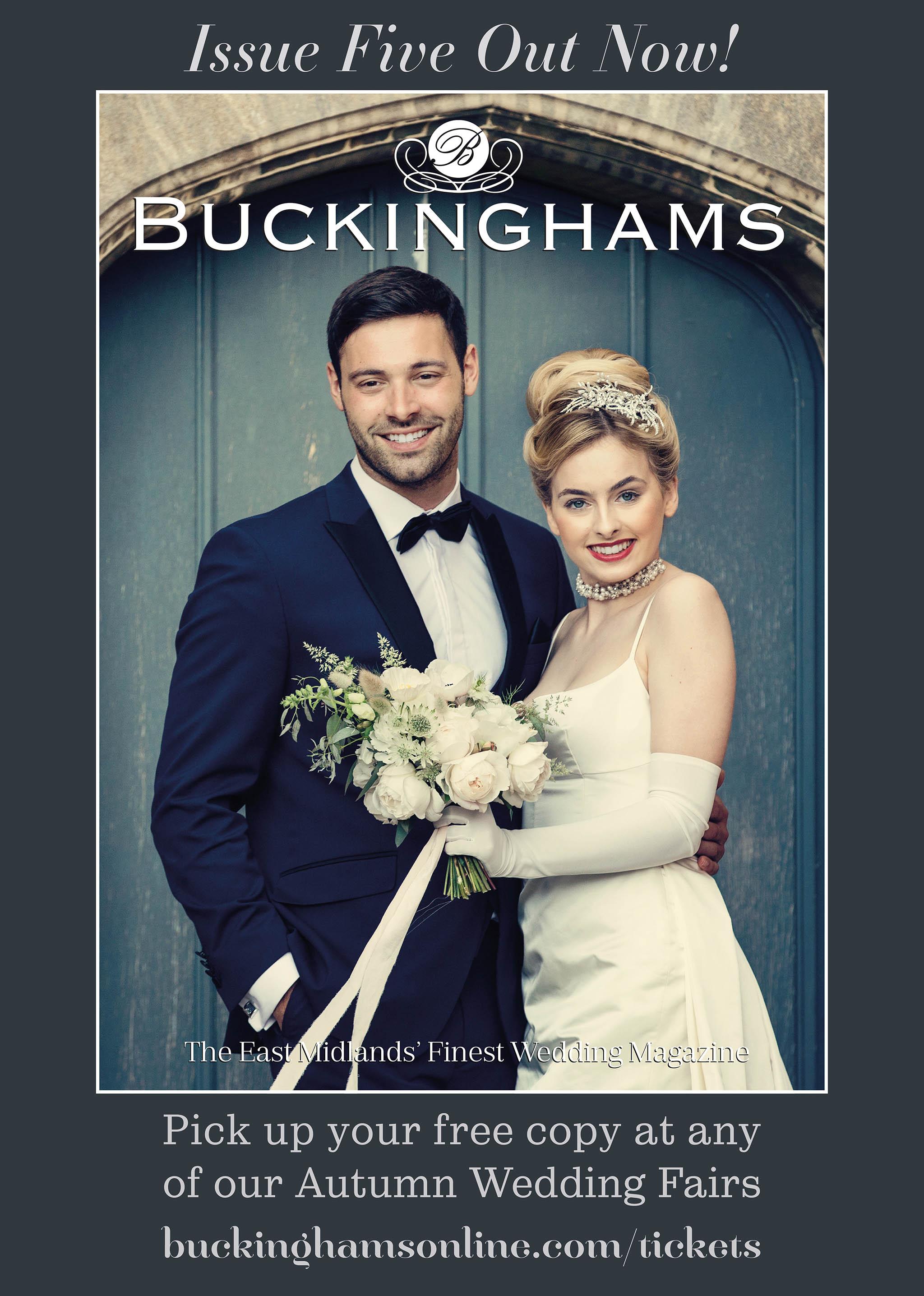 Buckinghams Wedding Magazine Issue 5 For The East Midlands