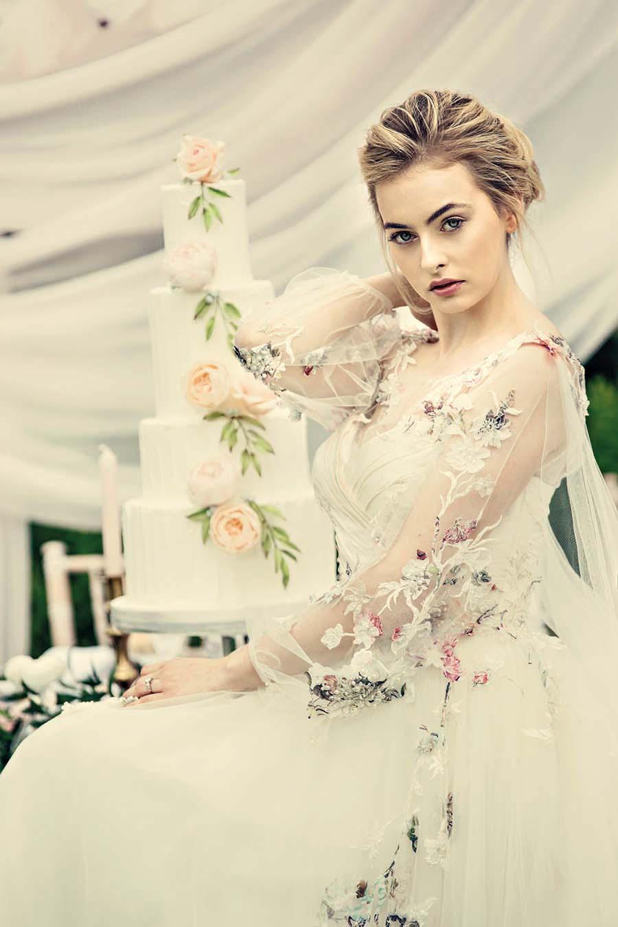 Buckinghams Wedding Magazine – Hodsock Photoshoot 2018 – Dottie Photography (85)