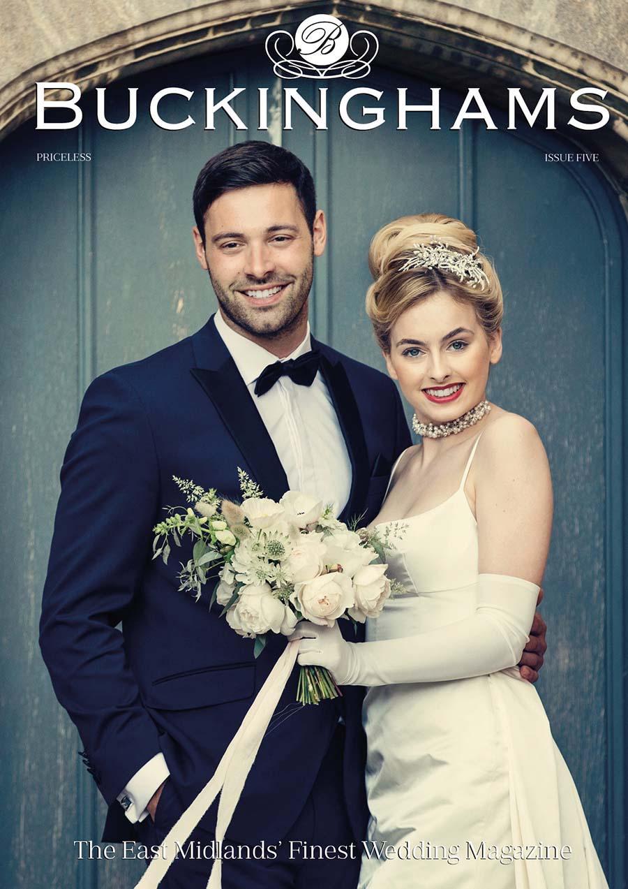 Buckinghams Wedding Magazine - Hodsock Photoshoot 2018 - Dottie Photography