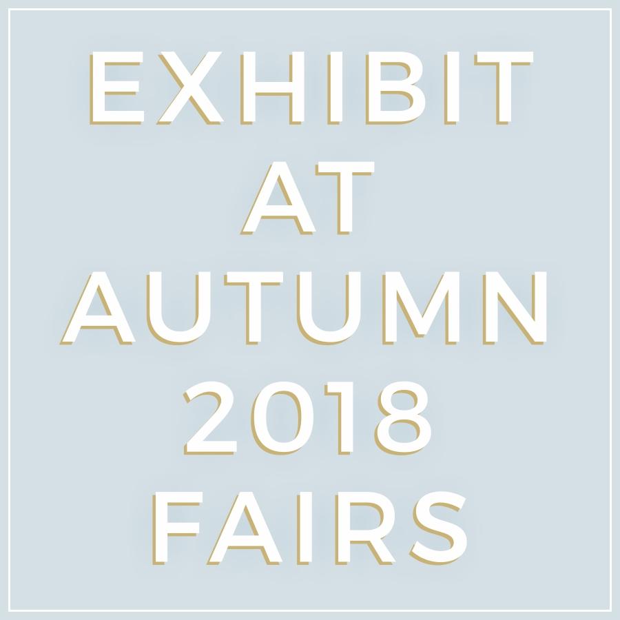 Exhibit At Buckinghams Autumn Wedding Fairs