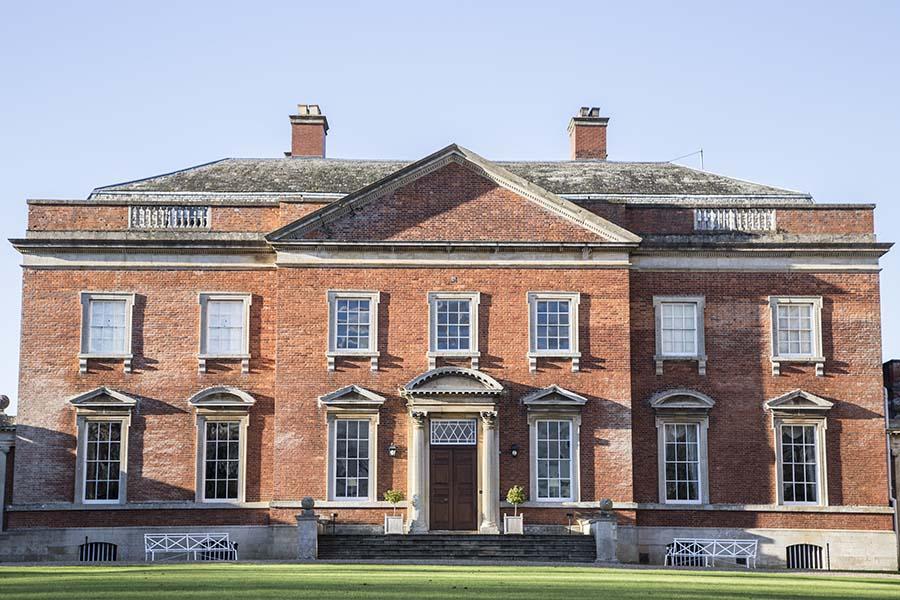 Kelmarsh Hall & Gardens / Northamptonshire