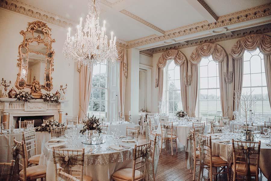 Prestwold Hall Open Event Wedding Showcase