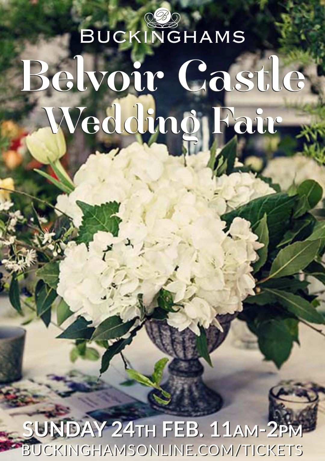 wedding fairs leicester