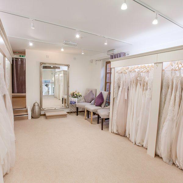 Interior Of Iconic Bride - Nottinghamshire Bridal Boutique