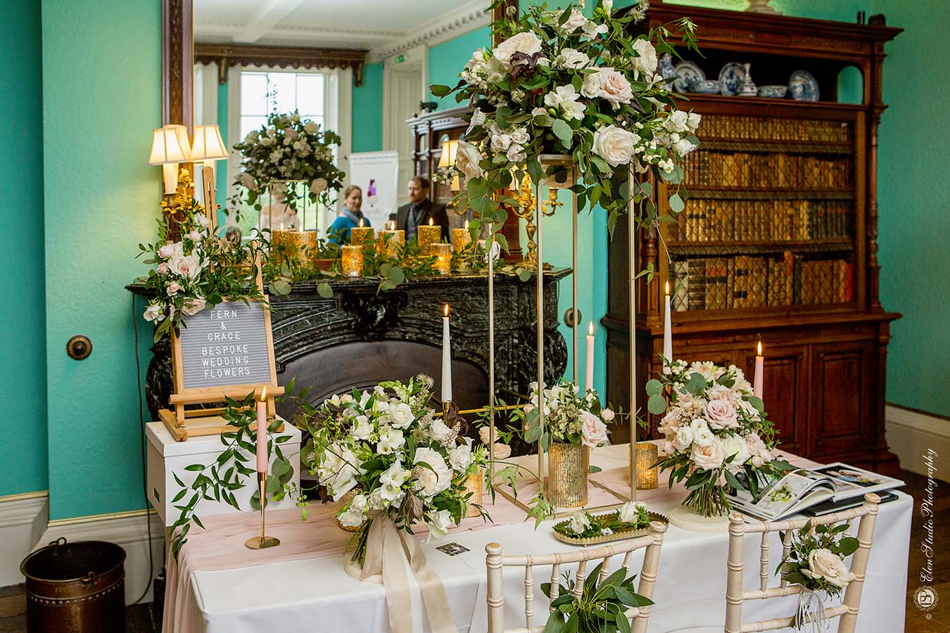 Prestwold Hall Wedding Fair, Autumn 2018