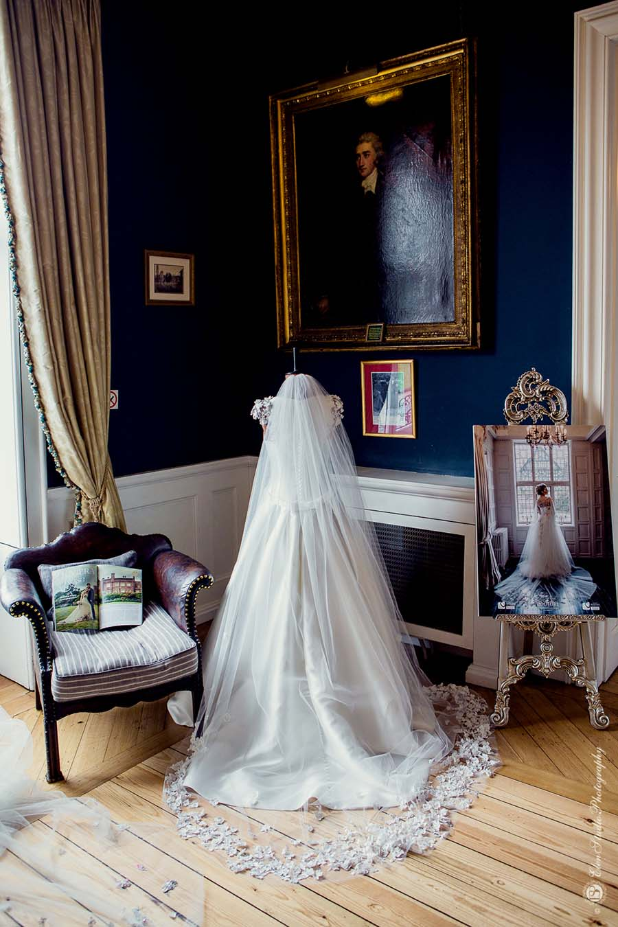 Hodsock Priory Wedding Fair, Spring 2019