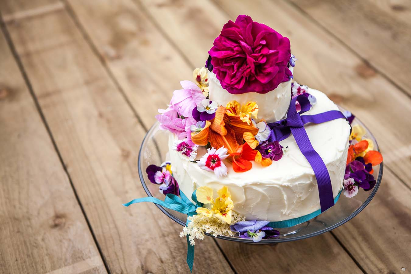 Big Day Blooms & Cakes