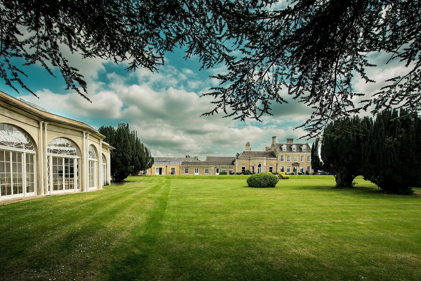 Barton Hall Hotel Wedding Venue in Northamptonshire