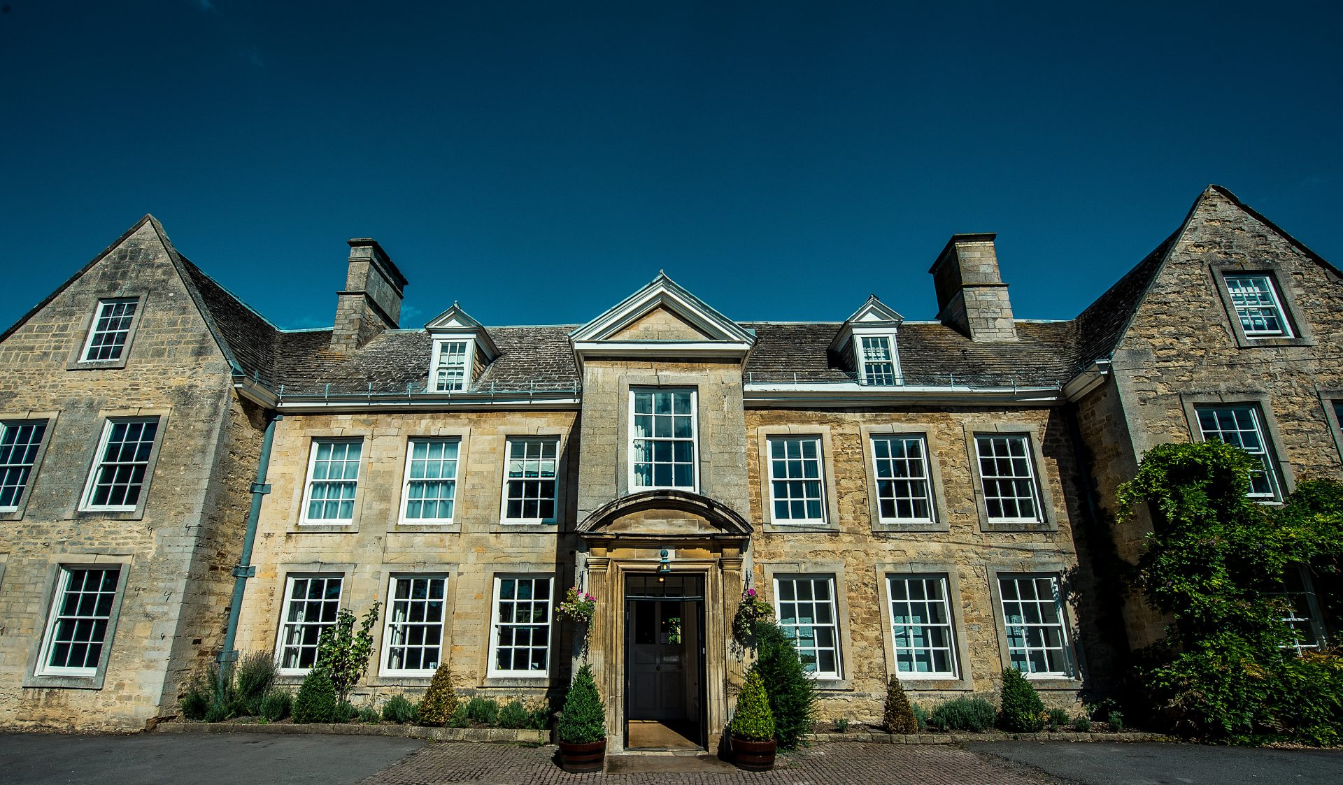 Barton Hall Hotel In Wedding Venue Northamptonshire