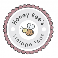 Honey Bees Vintage Teas