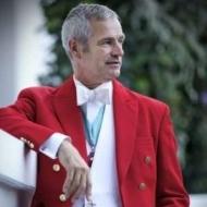 Geoff Harris Toastmaster